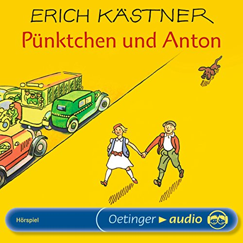 Pünktchen und Anton Audiobook By Erich Kästner cover art