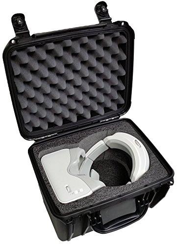 Case Club DJI Goggles Pre-Cut Waterproof Case