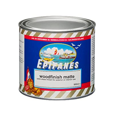 Epifanes Wood Finish Matte