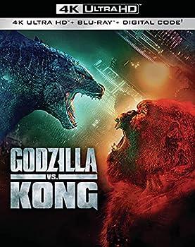 Godzilla vs Kong  4K Ultra HD + Blu-ray + Digital