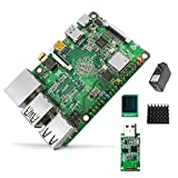 youyeetoo Rock PI 4C Rockchip RK3399 ARM 32G eMMC Single Board Computer Kit Compatible with Android 10 OS & Raspberry Pi4 for AI Applications and Machine Learning
