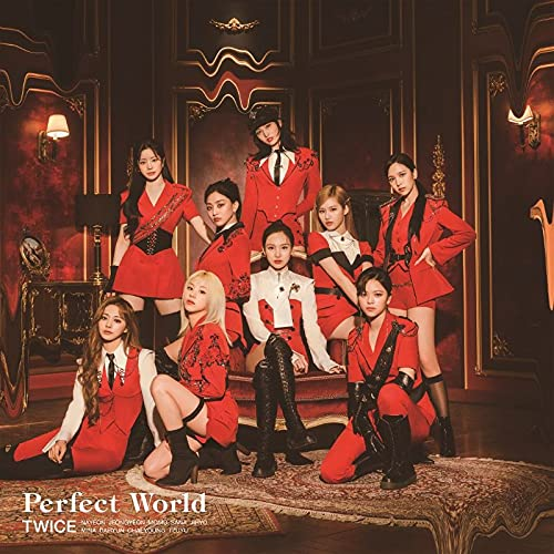【Amazon.co.jp限定】Perfect World (通常盤) (メガジャケ付)