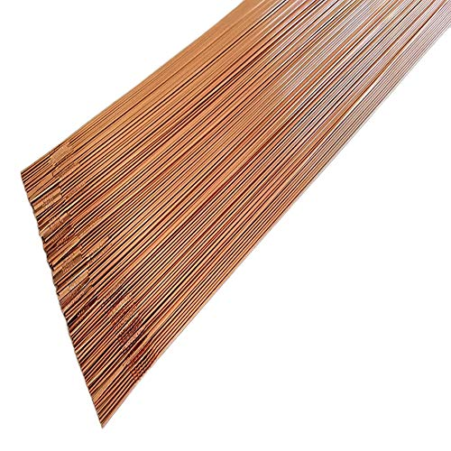 KISWEL ER70S-2 Mild Steel TIG Welding Filler Rod 0.045' 1/16' 3/32' 1/8'x 36' 2LB (1/16')