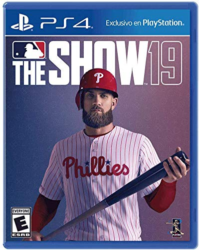 MLB The Show 19 Playstation 4 ps4, Brand New+Free Beauty Gift