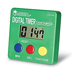 classroom management tools - digital timer
