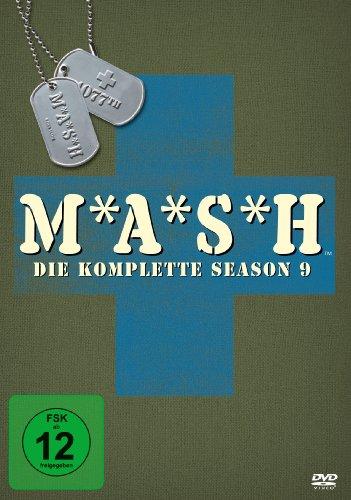 M*A*S*H - Season  9 (3 DVDs)