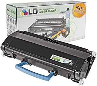LD Compatible Toner Cartridge Replacement for Lexmark X463H11G High Yield (Black)