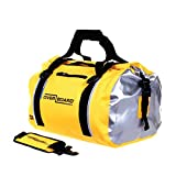 Overboard OB1150Y Wasserdichte Duffle Bag 40 Liter Gelb, 47 x 30 x 3 cm