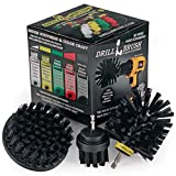 Cleaning Accessories - Industrial Brush - Baked on Food Remover - Electric Smoker -...