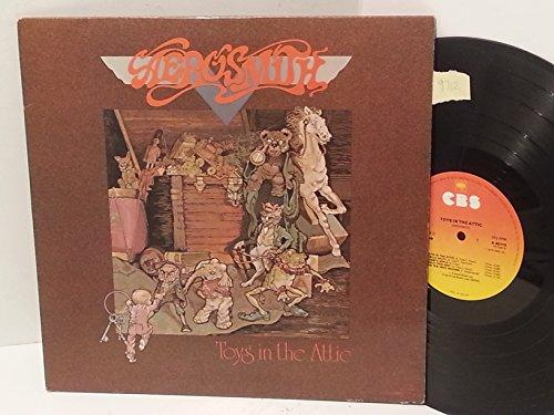AEROSMITH toys in the attic, CBS 80773