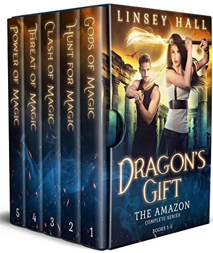 Dragon's Gift: The Amazon Complete Series: An Urban Fantasy Boxed Set (English Edition)
