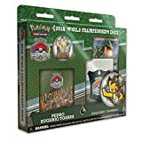 Pokemon TCG: 2018 World Championships Deck, Rayquaza GX, Dragones Y Sombras, Pedro Eugenio Torres