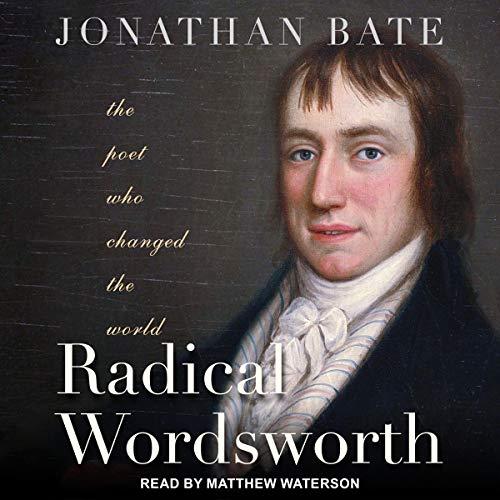 Radical Wordsworth audiobook cover art