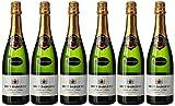 Brut Dargent Blanc de Blancs - Chardonnay - Méthode traditionnelle - 75 cl - Lot de 6
