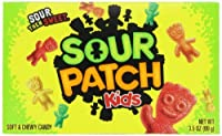 Sour Patch Kids Box, 3.5-Ounce Boxes (Pack of 12) by Sour Patch