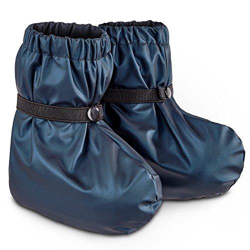 TED COLLINS Regenfüßlinge, wasserdicht, robust, strapazierfähig, one size - Regenschuhe / Regenüberschuhe / Lauflernschuhe / Buddelschuhe / Krabbelschuhe / Babyschuhe / Überziehschuhe