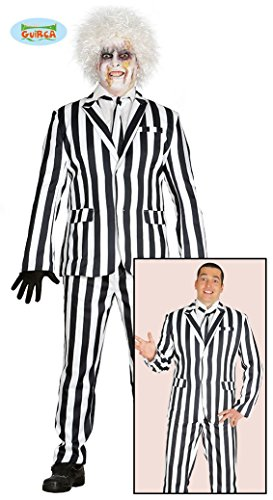 Guirca 84438 - Ghost Suit Adulto Talla L 52-54