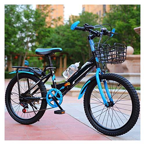 OFFA Bike Bicicletas Niños, 18 20 22 Pulgadas 7 Montaña Velocidad De...