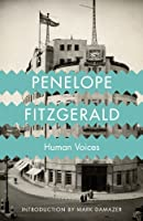 Human Voices (Flamingo) by Penelope Fitzgerald(1988-11-30)