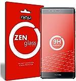 ZenGlass [2 Stück Flexible Glas-Folie kompatibel mit Huawei P9 Panzerfolie I Bildschirm-Schutzfolie 9H I (Kleiner Als Das Gewölbte Bildschirm)