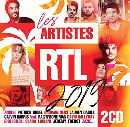 Les Artistes Rtl 2019