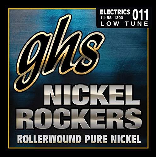 Ghs Electric Guitar Strings (1300 SET)