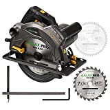 Best Circular Saws - GALAX PRO Circular Saw, 1500W 5500 RPM, Bevel Review