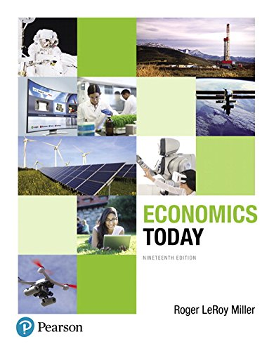 Download Economics Today (19th Edition) 0134478770