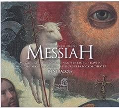 Handel - Messiah / Avemo, Bardon, Zazzo, van Rensburg, Davies, Clare College, Freiburg, Jacobs