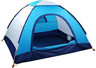 DorisAA camping tält enkel inställning 3 personer campingtält snabb automatisk öppning vattentät vandring picknick säsong ...