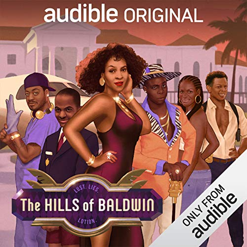 The Hills of Baldwin audiobook cover art
