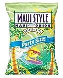 Frito Lay Potato Chips (Maui SSZ Onion Party Size 14.5oz bag)