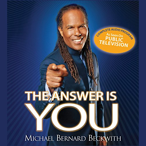 The Answer Is You audiobook cover art