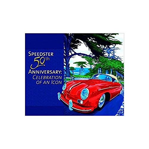 Price comparison product image Porsche Speedster 50th Anniversary: Celebration of an Icon