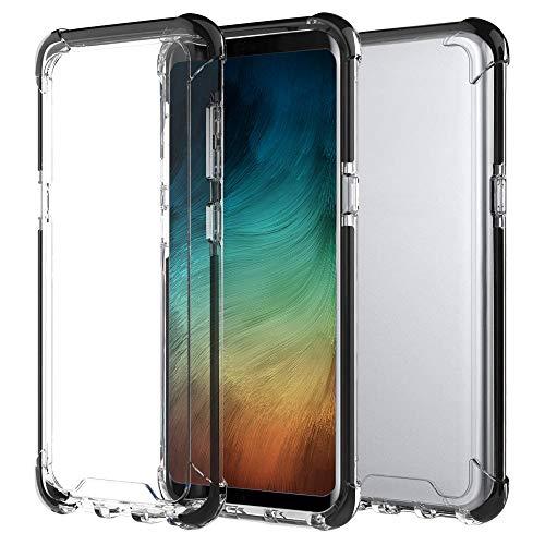 ebestStar - Galaxy A71 kompatibel mit Samsung Hülle SM-A715F Premium Flex Silikongel Handyhülle, Klar TPU Schutzhülle, verstärkten Rändern & Ecken, Transparent [A71: 163.6 x 76 x 7.7mm, 6.7'']