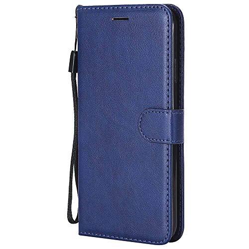 HHF Teléfono móvil Accesorios para Motorola G7 G6 Poder Juego G5 G5 G4 Plus G2 Z3 Z4 Juego E4 E5, Caja de Cuero del tirón de la Carpeta para el P30 Moto Una alimentación Nota