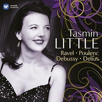 Tasmin Little: Ravel, Poulenc, Debussy & Delius