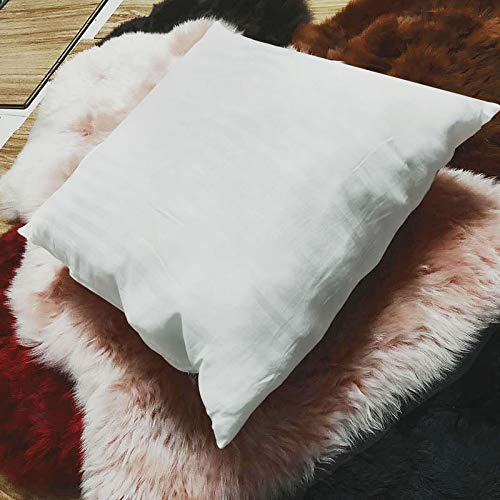 yywl Almohada de núcleo blanco para cama, sofá, silla, asiento, asiento, salud, cojín relleno para decoración del hogar, venta al por mayor