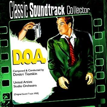 D.O.A. (Original Soundtrack) [1950]
