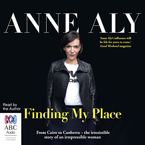 Finding My Place audiobook cover art