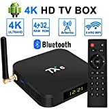 Best Android Smart Tv Boxes - ZHENREN Android TV Box, 4K TX6 Ultra HD Review