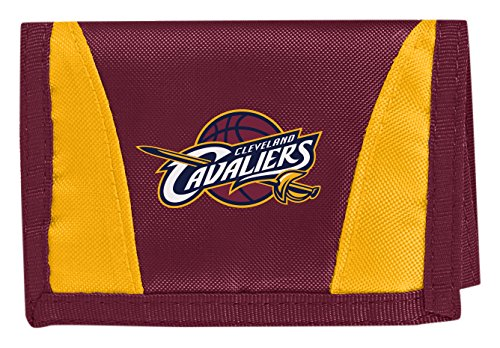 Northwest NBA cámara Tipo Cartera, Granate y Amarillo