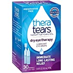 Theratears dry eye therapy lubricant eye drops 5 theratears dry eye therapy- lubricant eye drops- preservative free provides immediate, long lasting relief of dry eye symptoms restores eyes natural balance unique hypotonic and electrolyte balanced formula replicates healthy tears