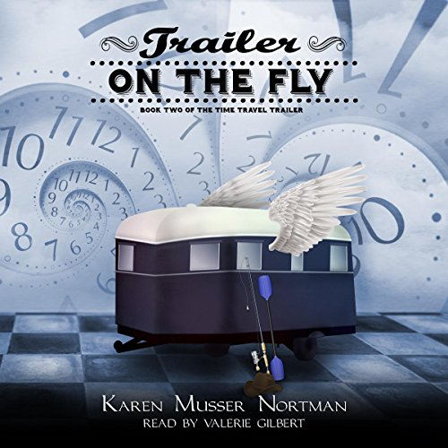 Trailer on the Fly audiobook cover art