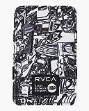 RVCA Men's Anp Magic Wallet Black/White One Size
