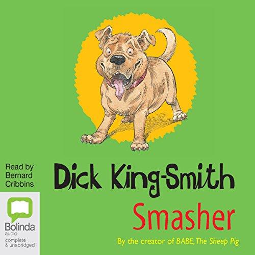 Smasher cover art