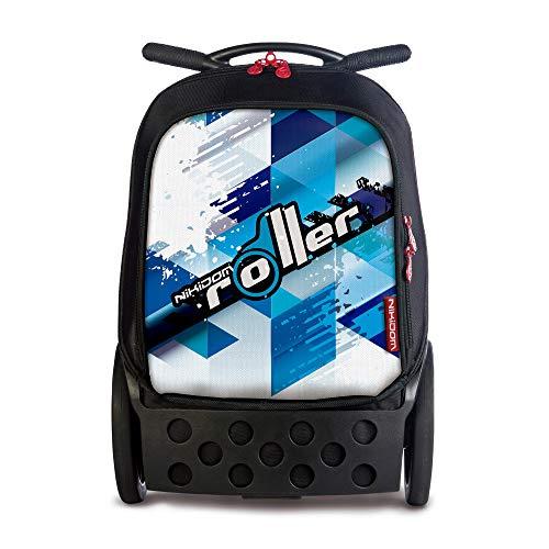 Nikidom XL Cool Troller, Unisex, Azul/Blanco, Talla Única