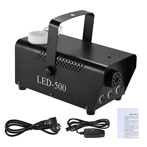 Ammoon 400Watt LED Nebelmaschine Erfahrungen & Preisvergleich