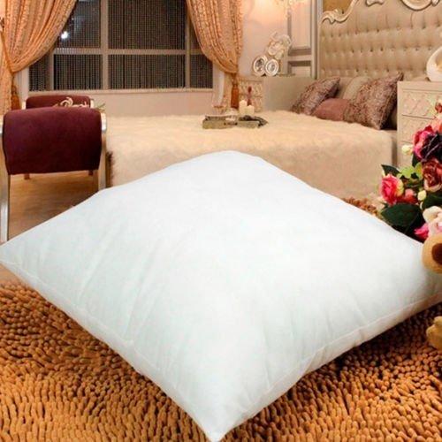 ROHI Cushion pad INNER, 45x45cm (18' x 18'), White (Pack of 4, 45 x 45cm (18' x 18'))