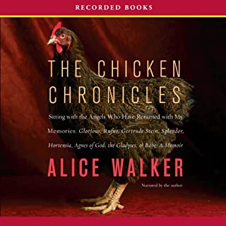 Chicken Chronicles audiobook cover art
